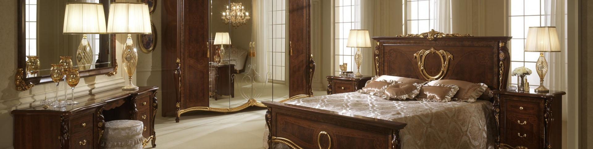 <small>Мебель из Италии</small>СПАЛЬНИ