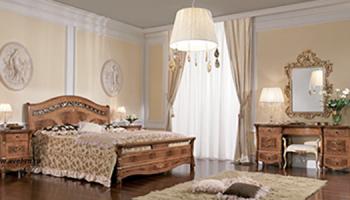 Итальянская мебель для спальни