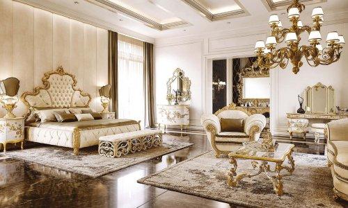 Andrea Fanfani мебель для спален